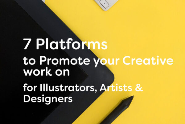 7 Platforms to Promote your Creative work on