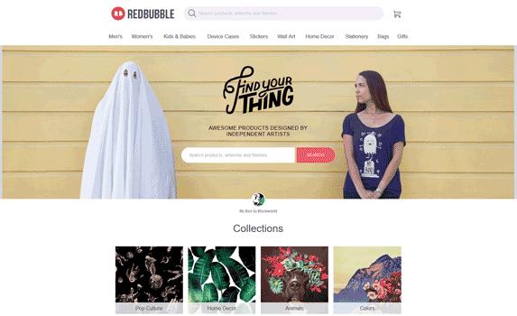 redubble-homepage