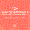 Drawing challenges & competitions