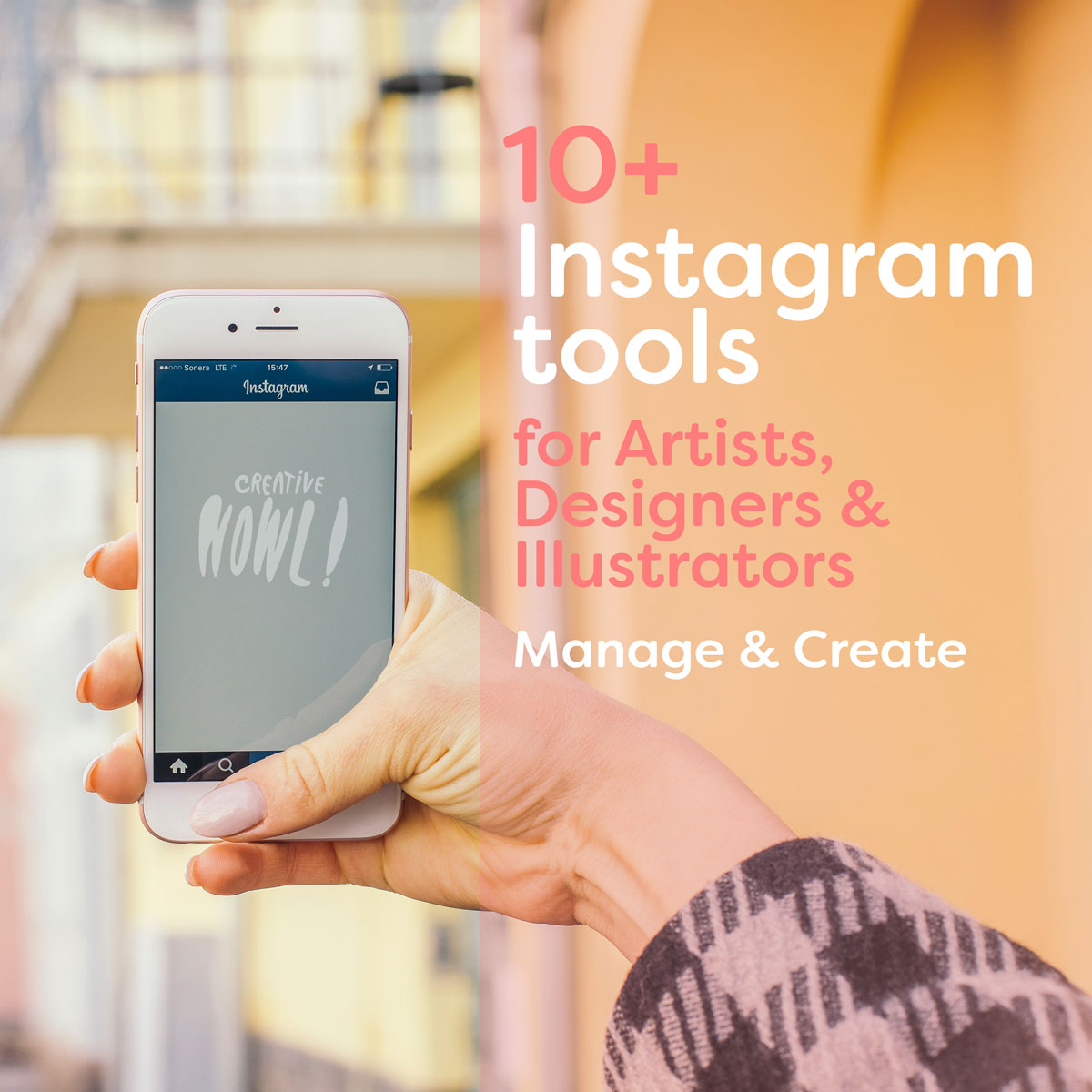 Instagram tools for artists