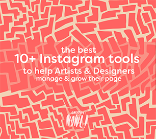 Instagram tools for artists and designers