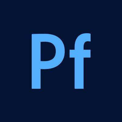 adobe portfolio logo