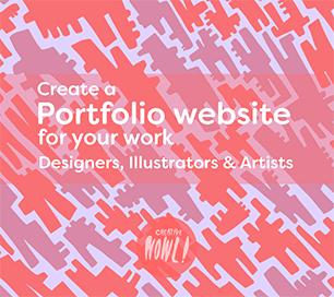 Create artist portfolio