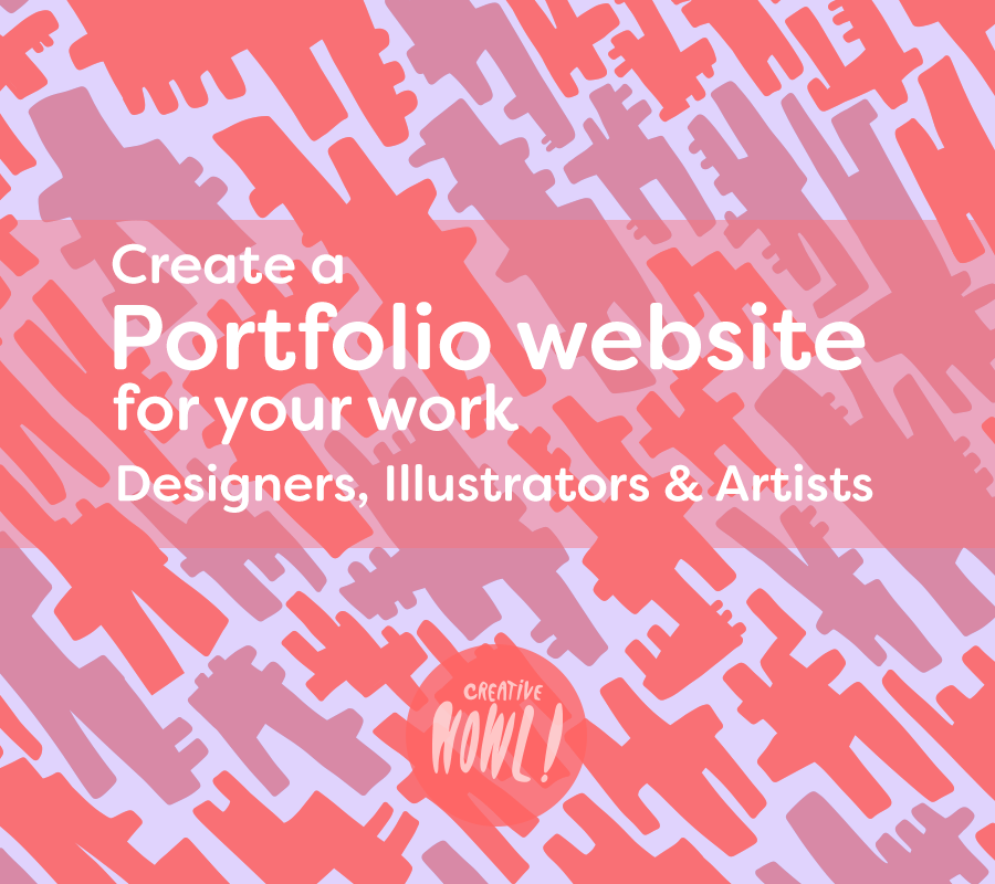 Create a portfolio website