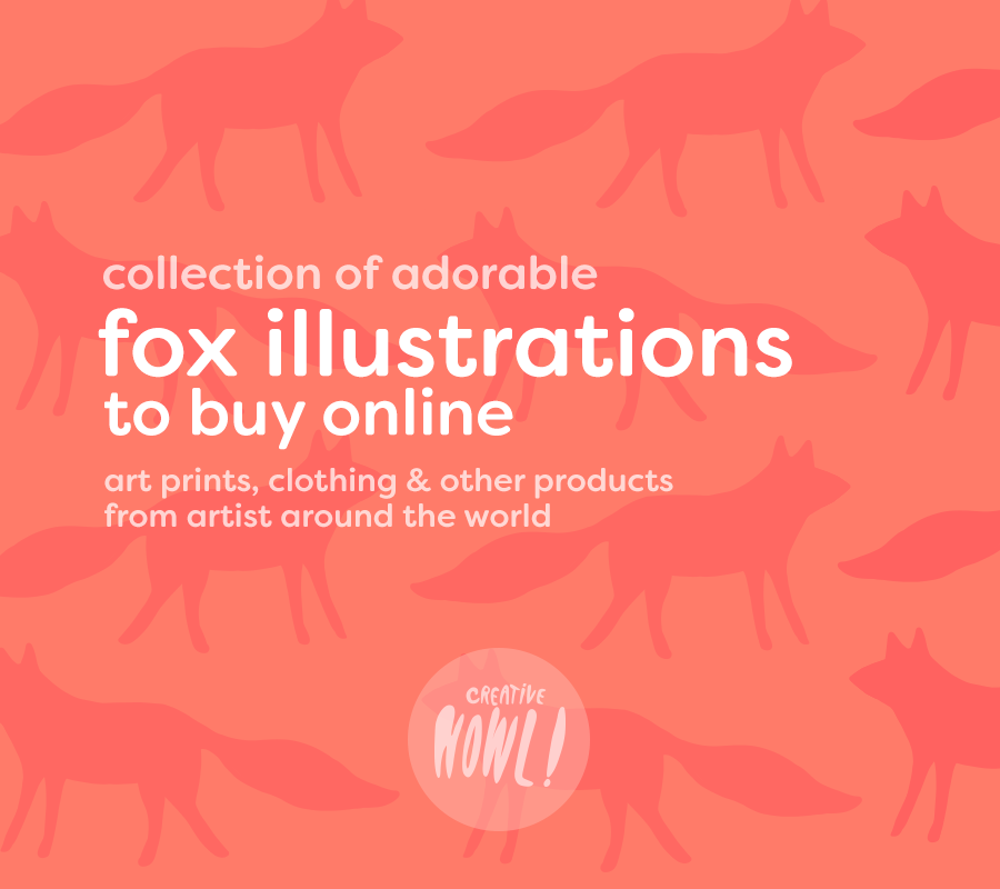 Buy Fox illustrations