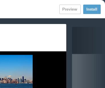 Install tumblr theme