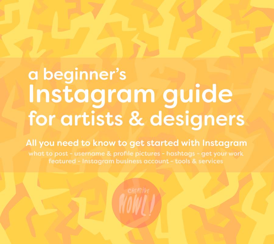 Artist Instagram guide