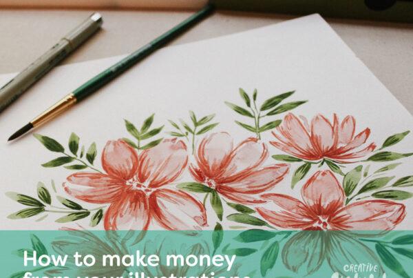 sell illustrations