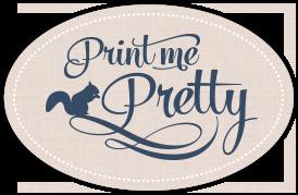 Print me pretty logo