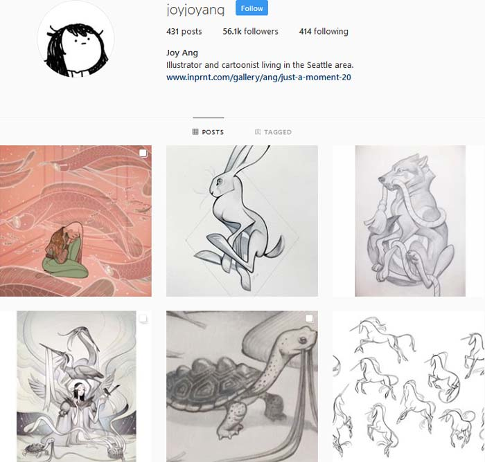 Joy Ang Instagram