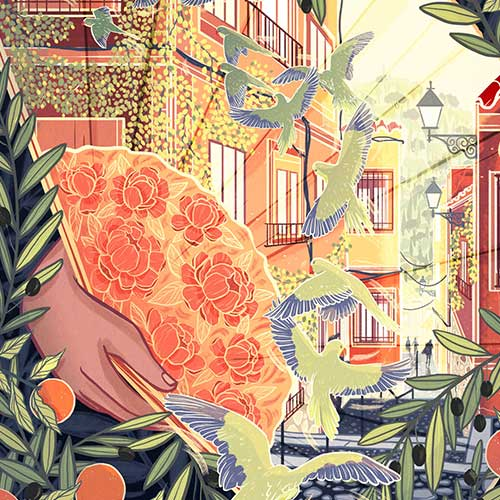 Madrid by Kailey Whitman