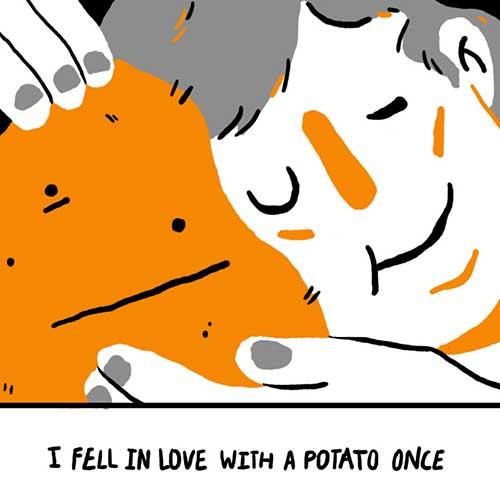 Potato Love by Jenny Tang