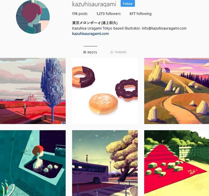 kazuhisauragami instagram