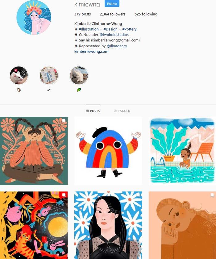 kimiewng instagram