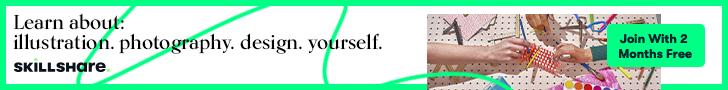 skillshare banner