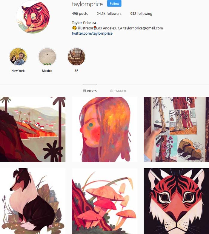 taylornprice instagram