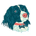 Lydia Maltby dog illustration