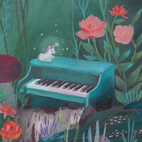 Piano by Tatiana Karpova