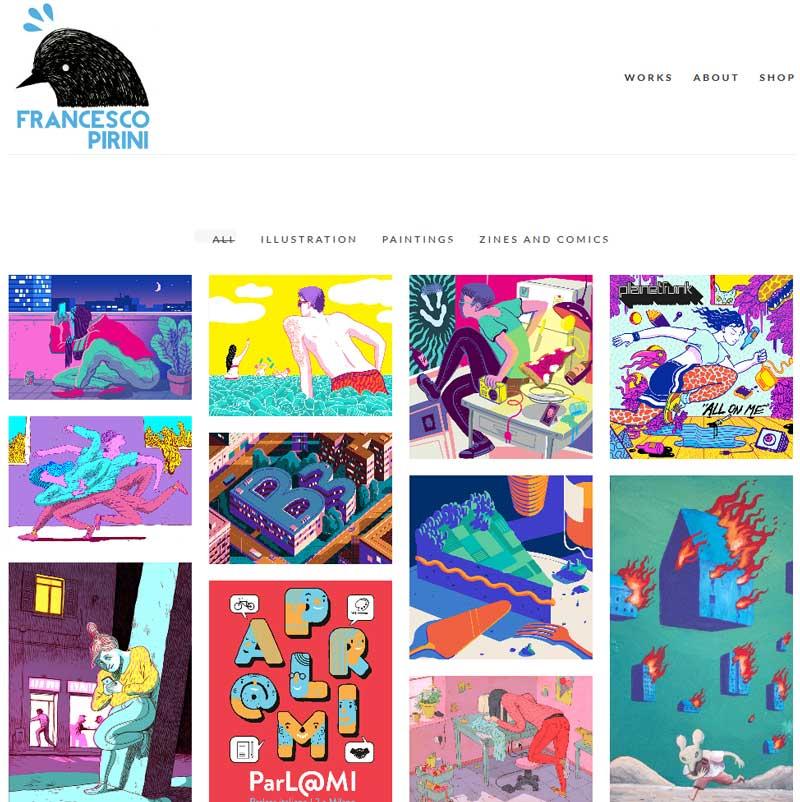 Francesco Pirini portfolio