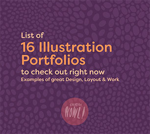 Illustration portfolios