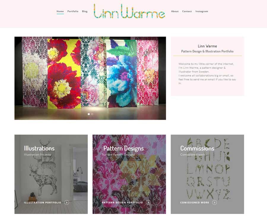 Linn warme portfolio