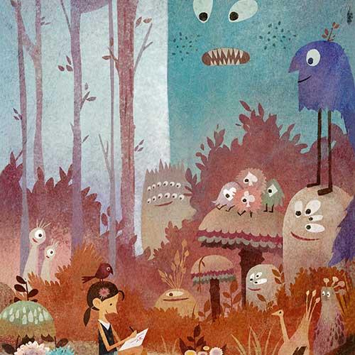 Monsters by Belle Lee