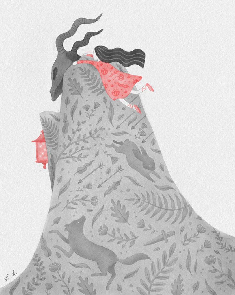 """Guardian"" illustration by Lauren Lee"