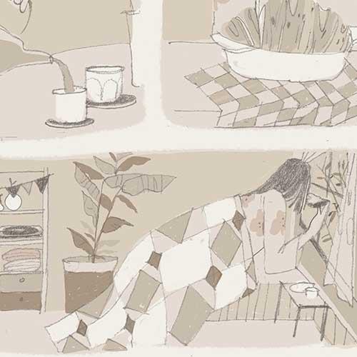 Autumn Morning by Karen Shangguan
