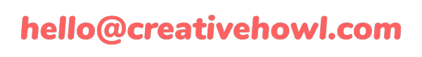 creativehowl email contact