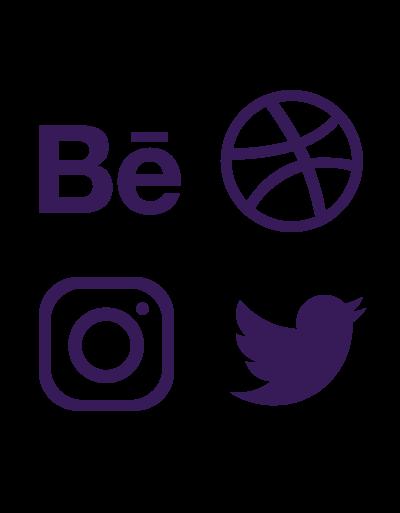 social platform logos