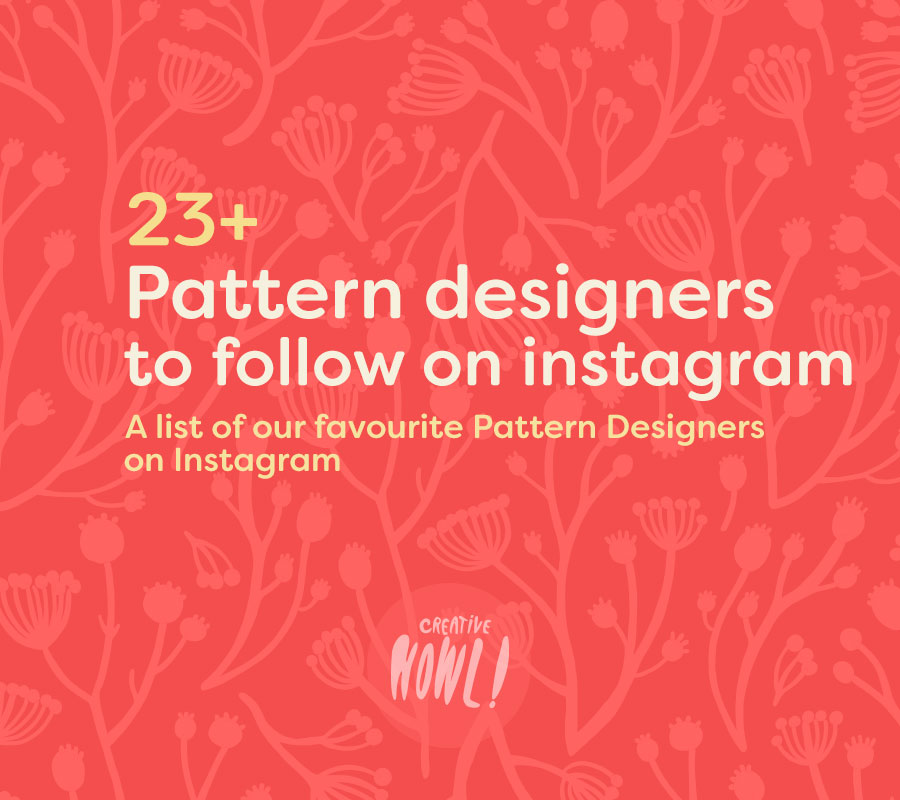 patternd designers on instagram