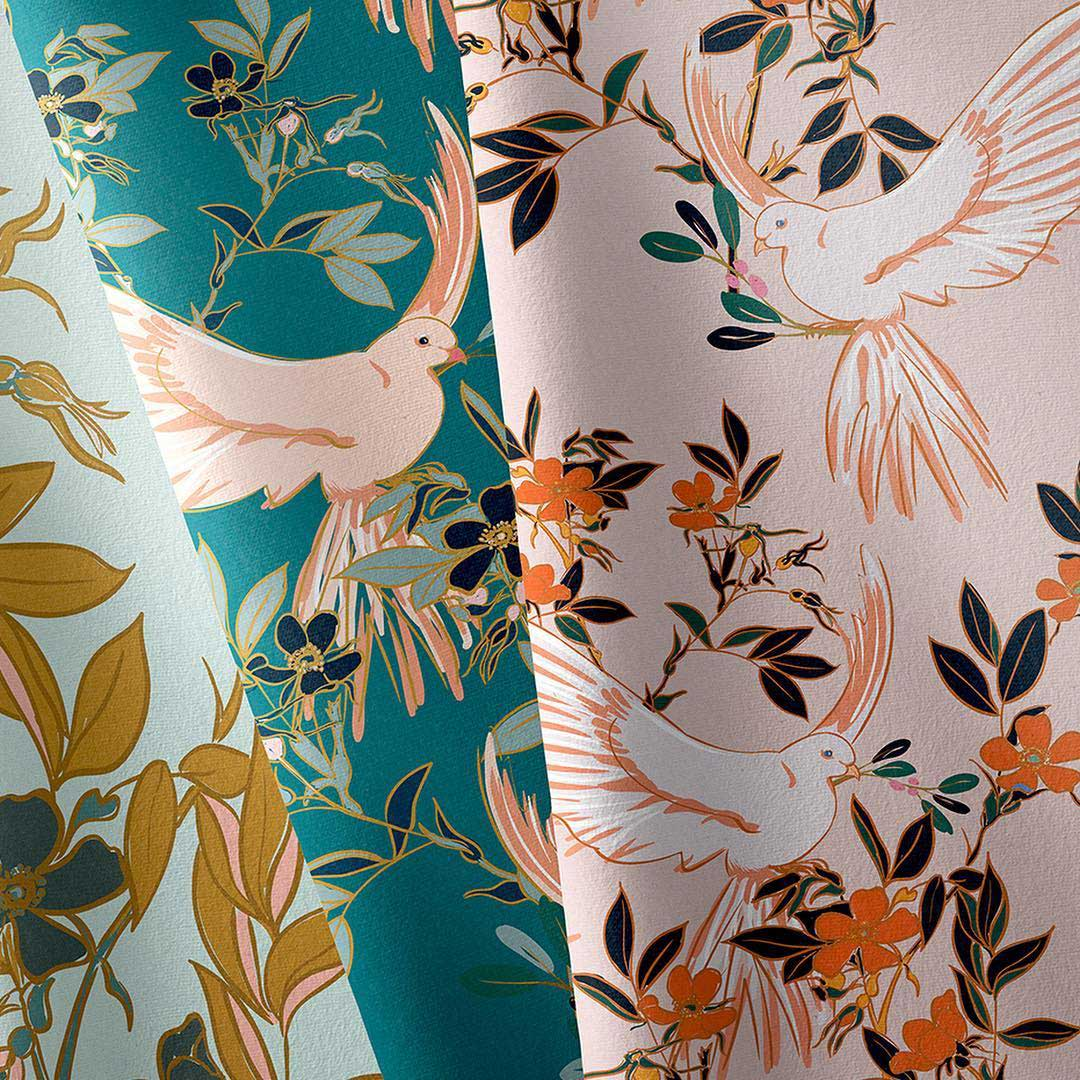 bird pattern designs