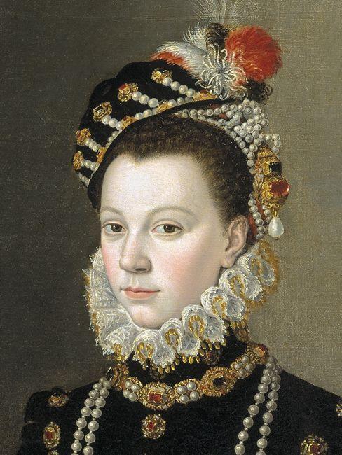 Elisabeth of Valois painting