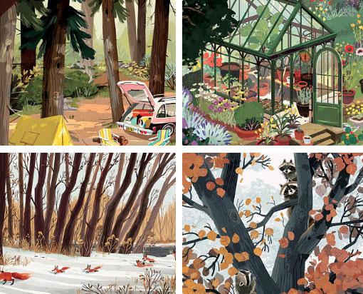 KimIllustration print shop