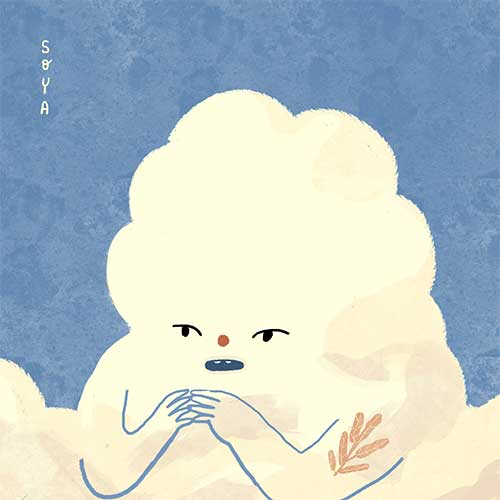 Whipped Cream Cloud by Sonya Rakhimzhanova