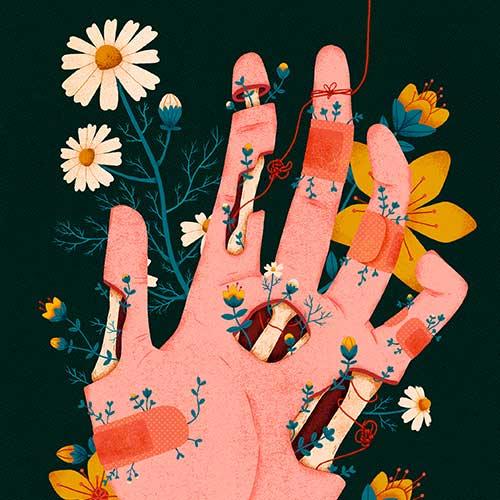 Heal by Megan Sebesta