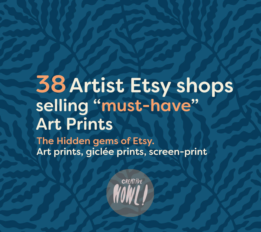 Etsy prints shops