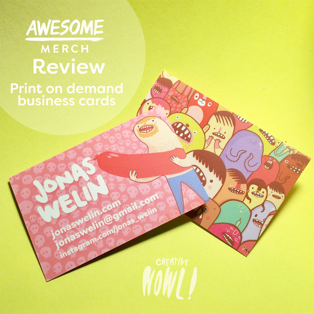awesome merchandise review