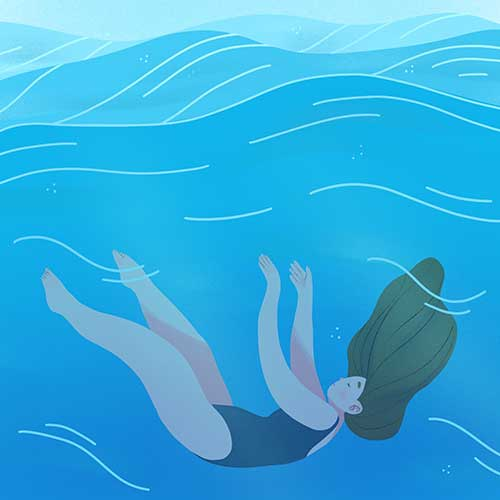 Waves by Maureen Keeney