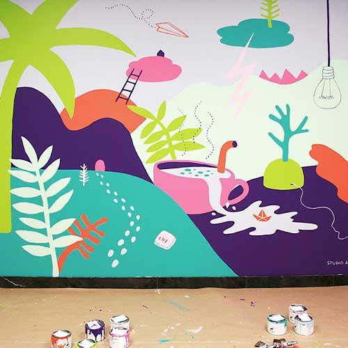 Creative jungle by Studio Äppel Päppel