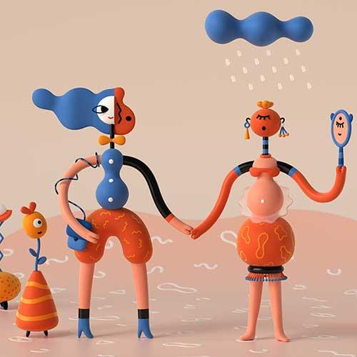 We Make It Rain by Chi Michalski