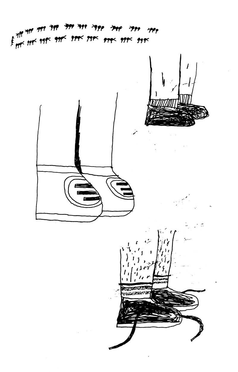 David Huang sketch