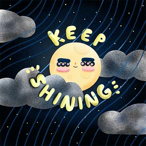 Keep Shining by Liucid
