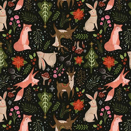 Woodland Holiday Collection by Natalie Briscoe